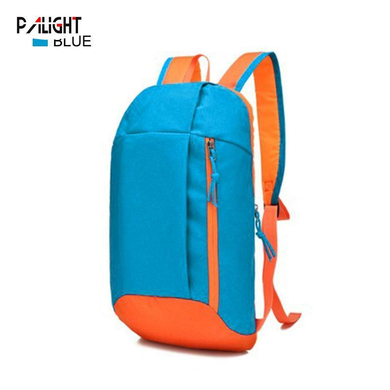 603f0681e7 PAlight Outdoor Backpack Waterproof Light Day Pack Multi-Color Double Sport  Travel Shoulder Bags