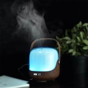 Pencarian Termurah QD Puding Kayu Humidifier Ultrasonik Minyak Esensial Aroma Diffuser Colorful Lampu Malam untuk Kantor Rumah, Kamar Tidur, Ruang Keluarga ...
