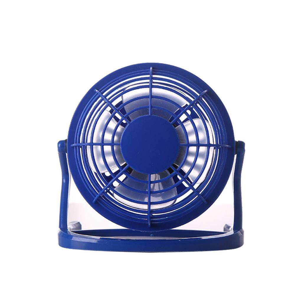Hình ảnh blackhorse Portable Mini Ultra-Quiet Rotatable USB Fan Air Cooling Tool