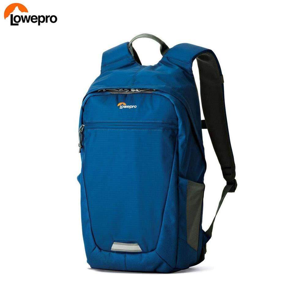 Lowepro Photo Hatchback Bp 150aw ii Camera Backpack Bag for Canon Sony Olympus Fujifilm Camera (Blue)