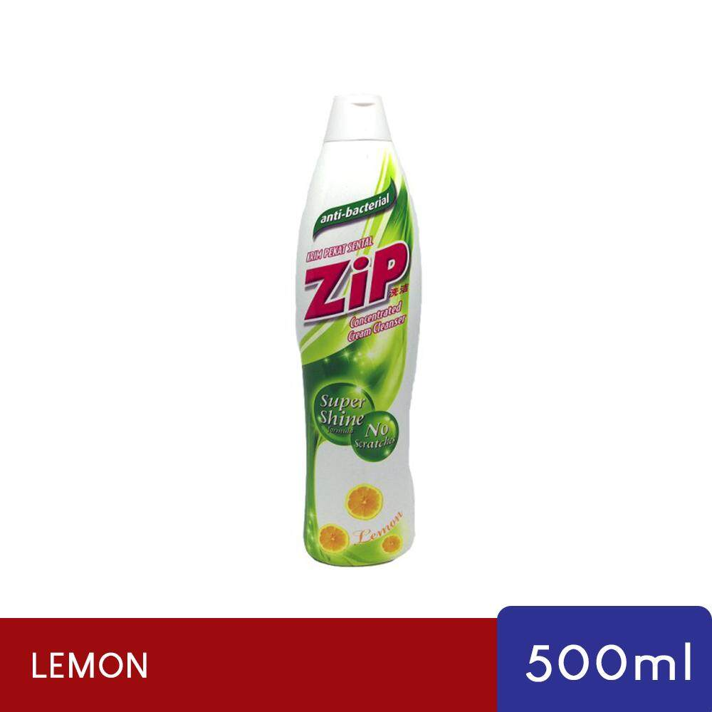 Zip Cream Lemon 500ml