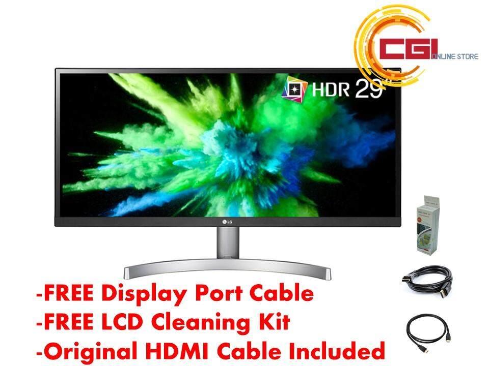 LG 29 29WK600 UltraWide FHD IPS HDR 10 LED Monitor Malaysia