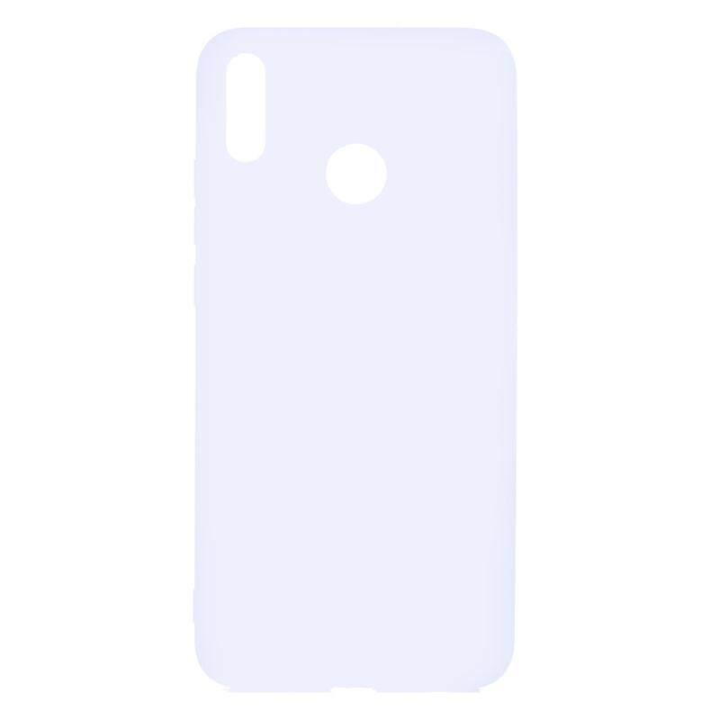 Huawei Honor Play Back Case Ultra Slim Fit Soft TPU Phone Case Anti-Scratch Protective