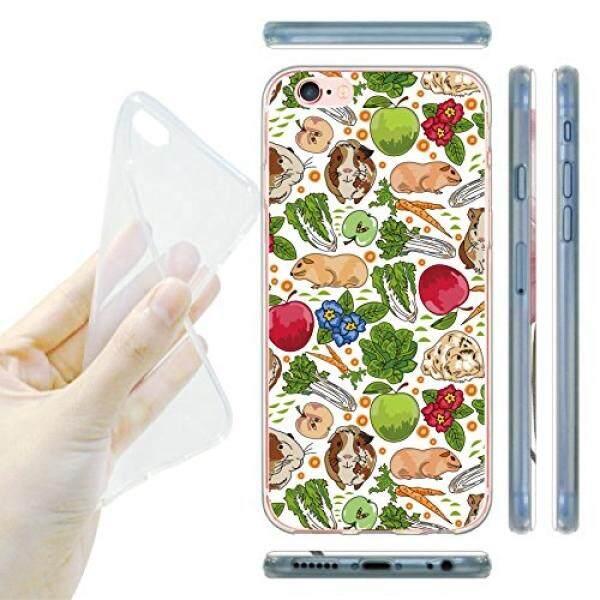 Smartphone Case S Case S Marmot, Wortel selada Edisi Terbatas Lembut Silicone Casing Ponsel untuk Samsung Galaxy dan IPhone (iPhone 7 Plus)-Intl