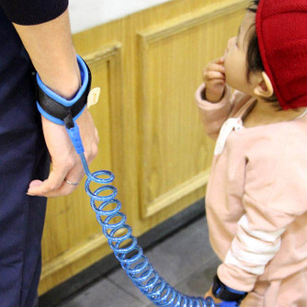 Kuhong Safety Anti-Lost Strap Toddler Kid Baby Link Harness Child Wrist Band Belt Reins(2m) - Intl By Kuhong.