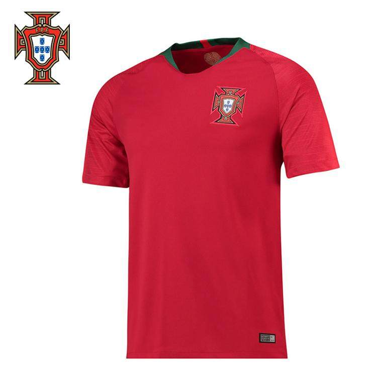 Top Quality Portugal National Team 2018 World Cup Home and Away Football Jersey - intl