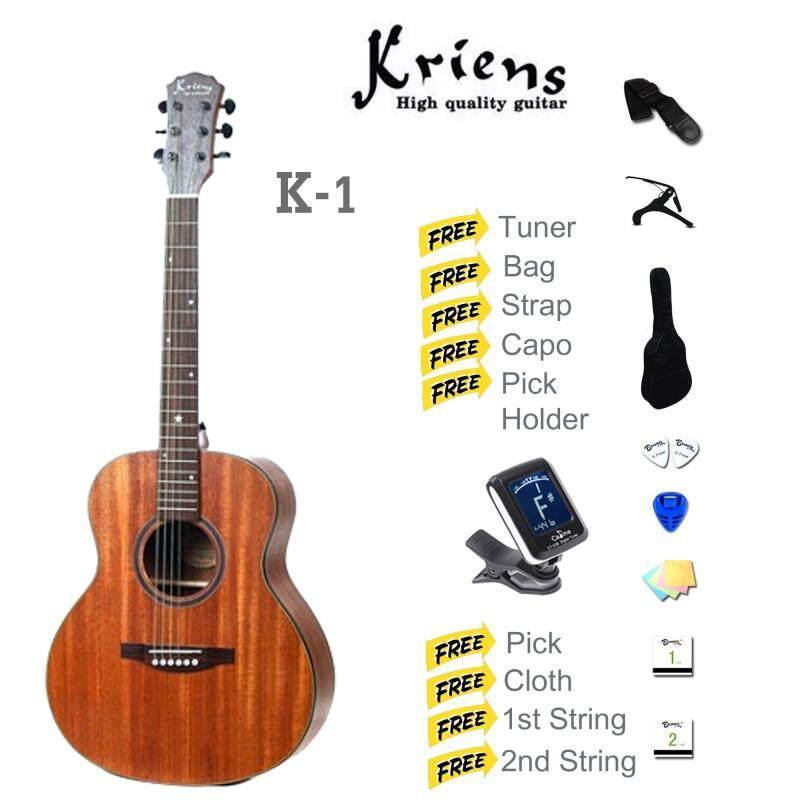Kriens 36 Acosutic Guitar Malaysia