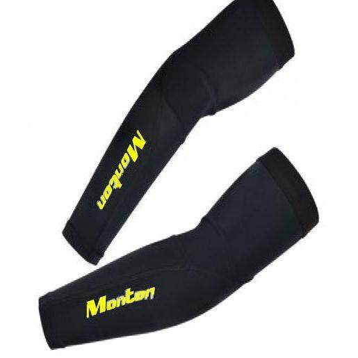 MONTON MALAYSIA ARM SLEEVE BLACK
