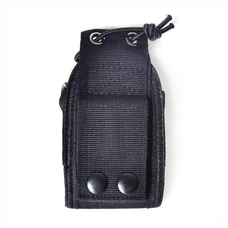 walkie talkie case MSC-20A Holder Pouch Bag For Kenwood BaoFeng UV-5R UV-5RA UV-5RB UV-5RC UV-B5 UV-B6 BF-888S Radio Case Holder - intl