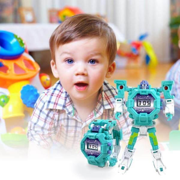 Nơi bán Lightsmile 2 Trong 1 Chuyển Đổi Rô Bốt Đồ Chơi Đồng Hồ Đồng Hồ Trẻ Em Đồng Hồ Điện Tử Kỹ Thuật Số Biến Dạng Đồ Chơi Robot Cho 3-12 Năm Tuổi Nam Nữ-Sáng Tạo Giáo Dục Học Tập Đồ Chơi Giáng Sinh Quà Tặng