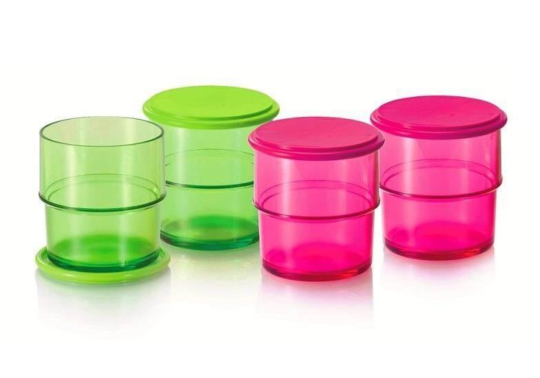 Tupperware Elegant Mug (1)pc 250ml Only - Random Color Send