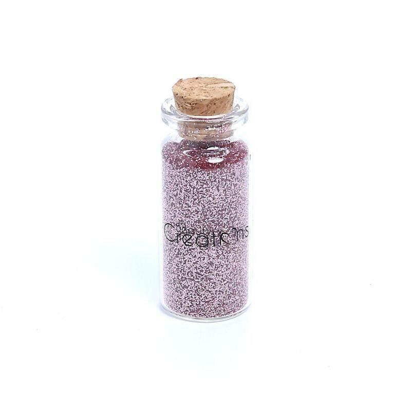 Buy BEAUTY CREATIONS Loose Glitter Powder - Rosebud Singapore