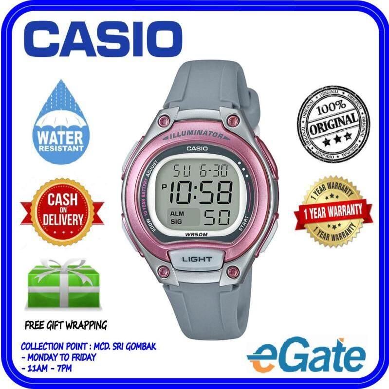 Casio LW-203-8A Unisex & Kids Digital Watch   Cool Futuristic Standout Original Watch Malaysia