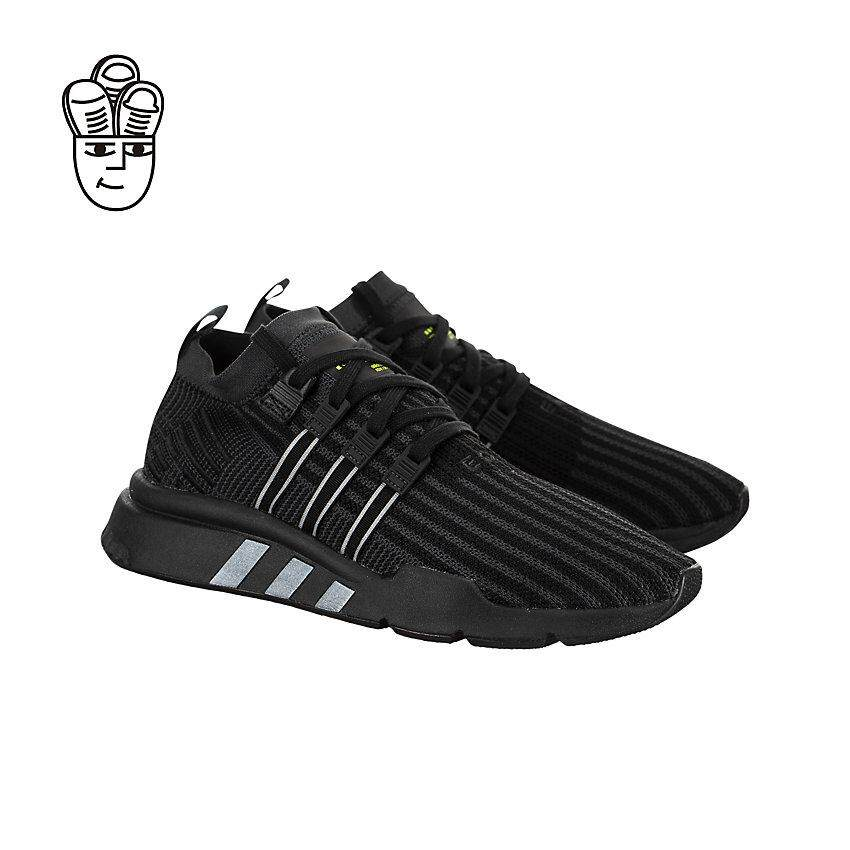 uk availability 4748f a7671 Adidas EQT Support Mid ADV Primeknit Running Shoes Men b37456 -SH