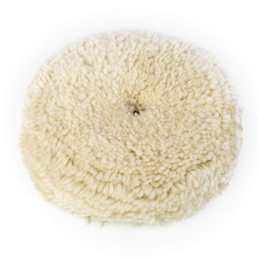 MagiDeal 7 185mm Wool Polishing Polishers Clean Buffing Pad Bonnet for Furniture/Car
