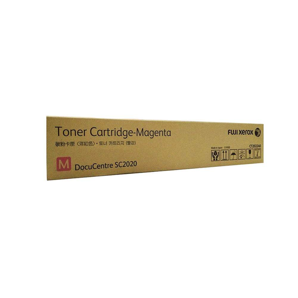Fuji Xerox CT202240 Magenta Toner 3000 Pages