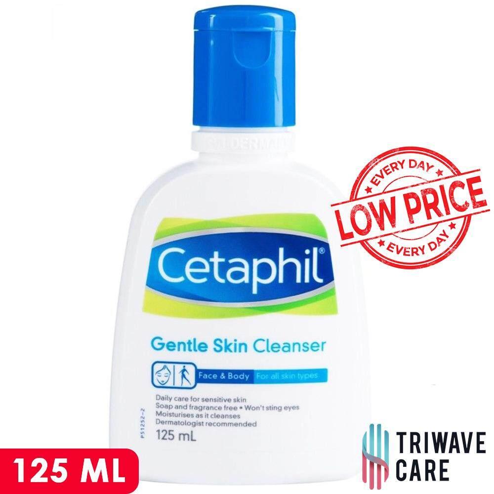 Features Cetaphil Gentle Skin Cleanser 500ml X 2 Foc 500 Ml Ready Stock 125ml
