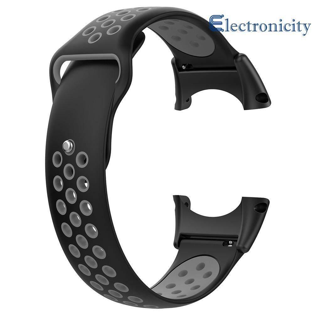 Kelebihan Cocoxi Liph Harder Anti Shock Suunto Core Sahara Smart Log On Screen Protector Gores Oppo F5 Depan Replacement Silicone Bracelet Strap Watch Band For