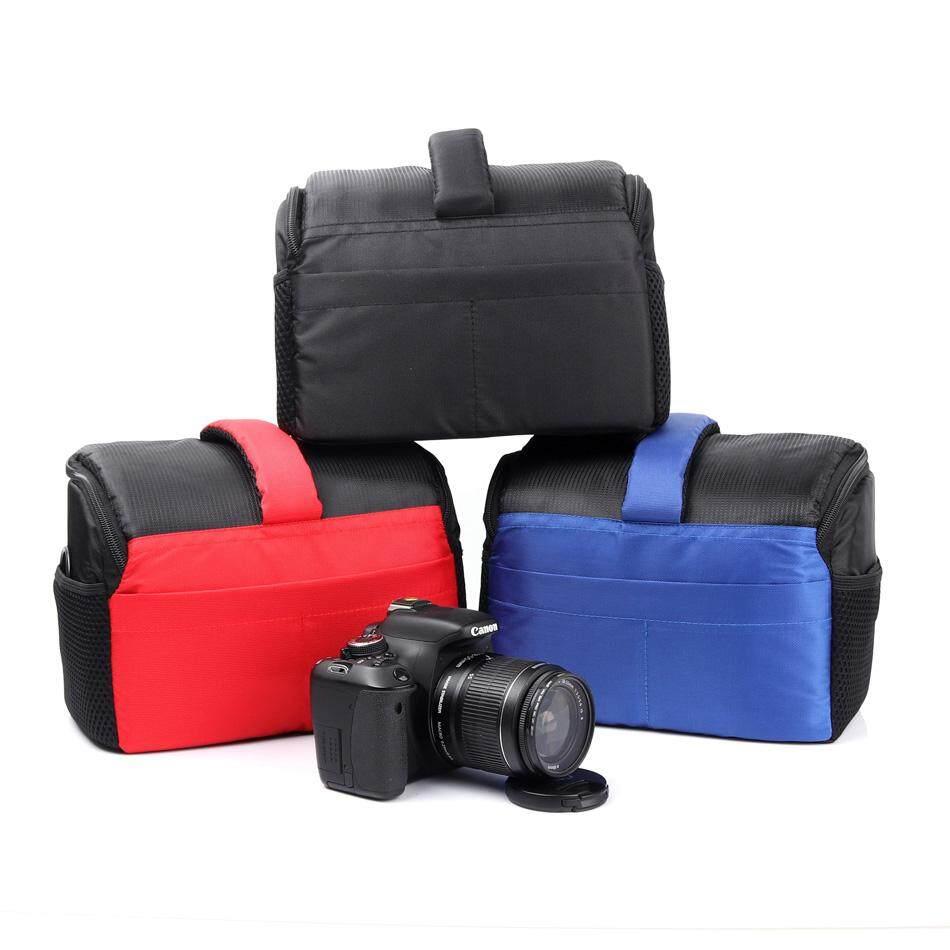 DSLR Tas Kamera Case untuk A7RIII 7M2K 7RM2 A7R A7RII A7II A7S A6000 A9 A7 A77 A99 A58 RX10 III RX10 HX400 H400 H300 HX350