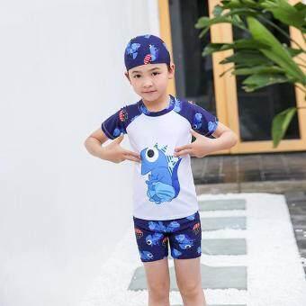 Pencari Harga Kemenangan 3 Pcs Baju Renang Anak Kartun Dinosaurus Anak Laki- laki Pakaian Renang Anak Celana Renang Cap Baju Renang Bayi terbaik murah ...