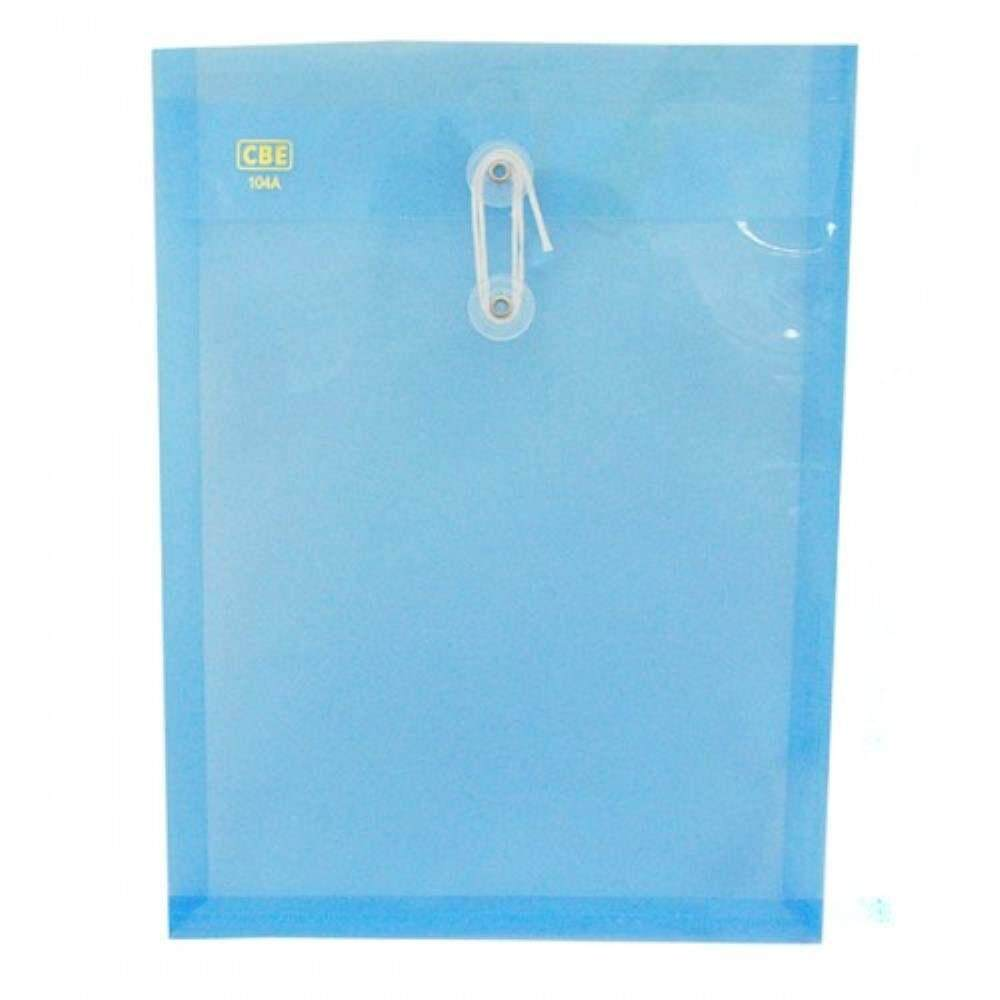 CBE 104A Document Holder - A4 Size Blue