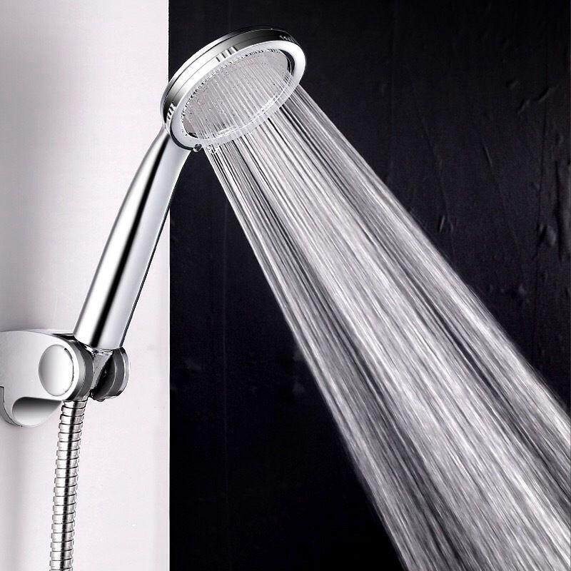 Shower Head High Pressure Water Saving Showerhead Hand Held Bathing Handset By Valueshopping-Mal.