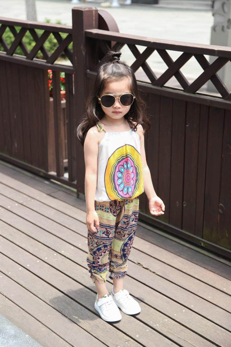 2018 musim panas model baru pakaian anak-anak Anak Balita dan Diatas .