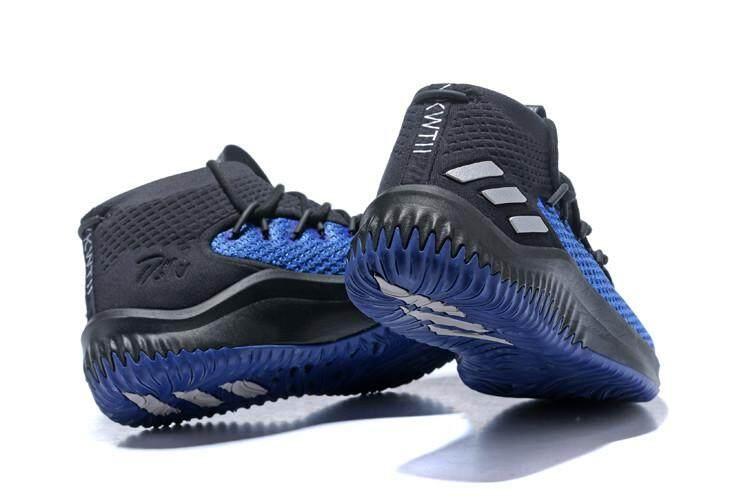 Adidas Resmi Damian Lillard DAME 4 Low Top Penjualan Global Pria  Basketaball Sepatu (Beige Putih 02281fefa5