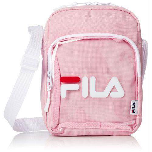 FILA CLEAR POCKET SHOULDER BAG FM2100 SHOULDER BAG CLEAR POCKET PINK