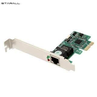 StarALL Thẻ Điều Khiển Mạng LAN Gigabit Ethernet 10 100 1000M PCI-E Express thumbnail