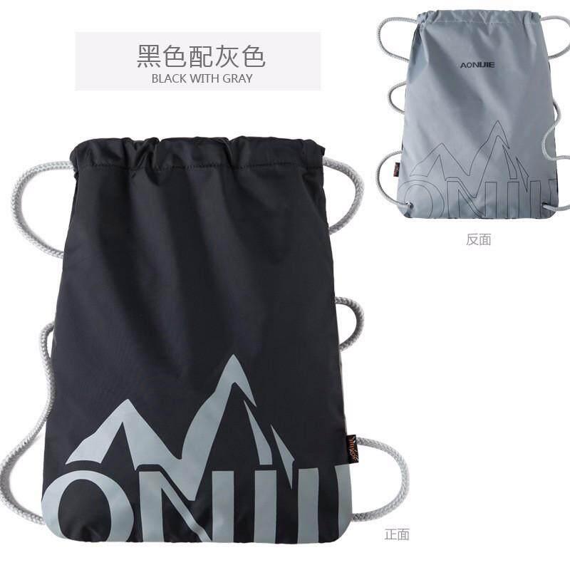 AONIJIE Ourdoor Camping Sports Kids Drawstring Schoolbag Backpack - intl 5609224f1