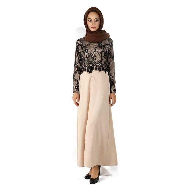 ba0c25e862ac86728ba07a2985784722 Ulasan List Harga Long Dress Elegant Muslim Paling Baru minggu ini