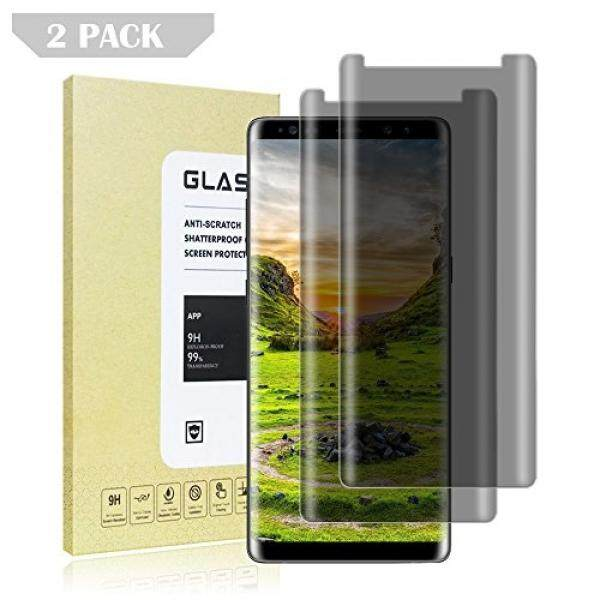 Smartphone Pelindung Layar Auideas Samsung Galaxy Note 8 Kaca Antigores Pelindung Layar-Privasi [Anti