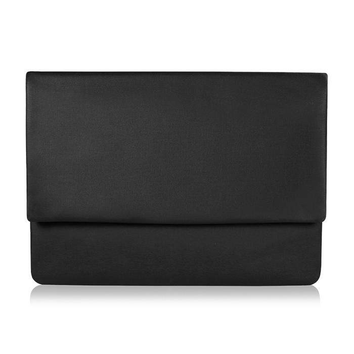 Cartinoe Fashion Ultra-thin Wear-resistant Laptop Bag, For 13.3 inch and Below Macbook, Samsung, Lenovo, Sony, DELL Alienware, CHUWI, ASUS, HP(Black)