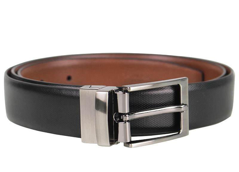 Tomaz NT29 Leather Belt (Black)