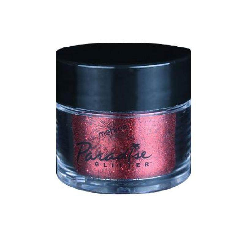 Buy mehron Paradise Glitter - Red Singapore