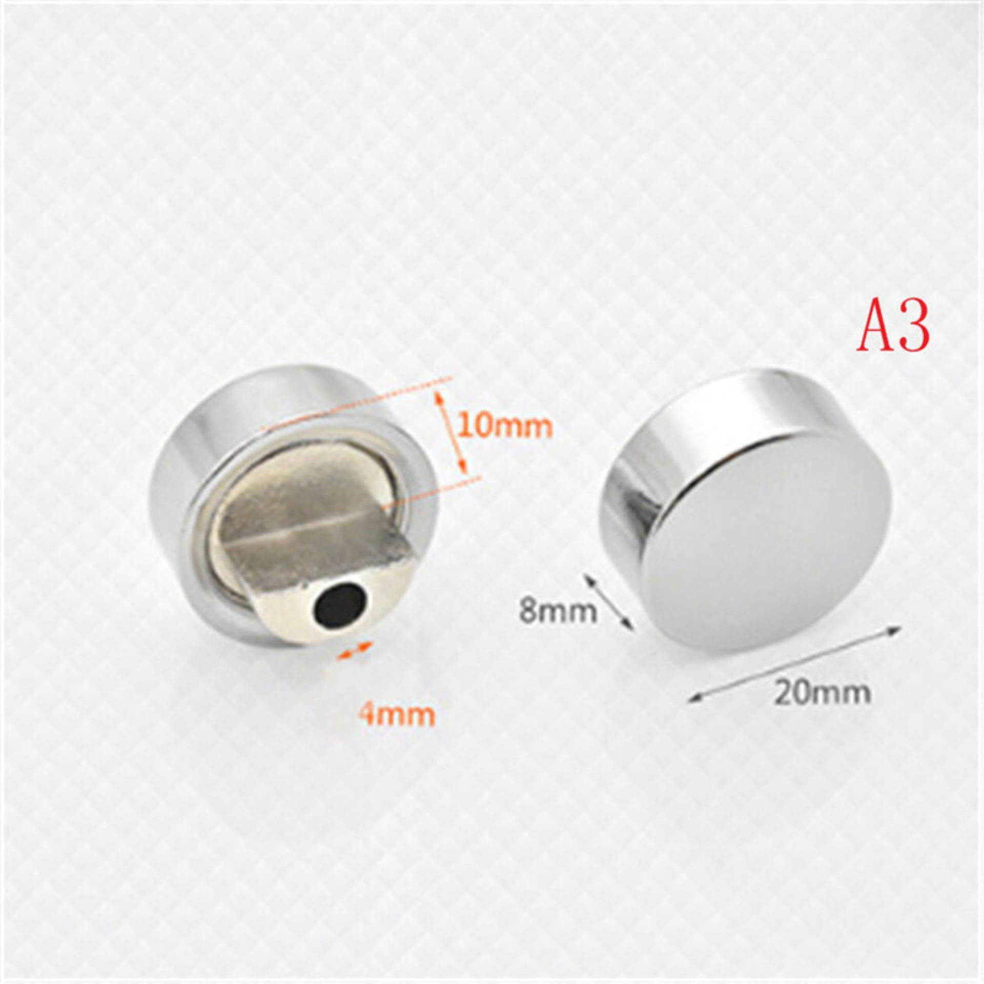 Blowing Bathroom Mirror Glass Fixed Accessories Advertising Plate Glass Clamp Fixed Clip