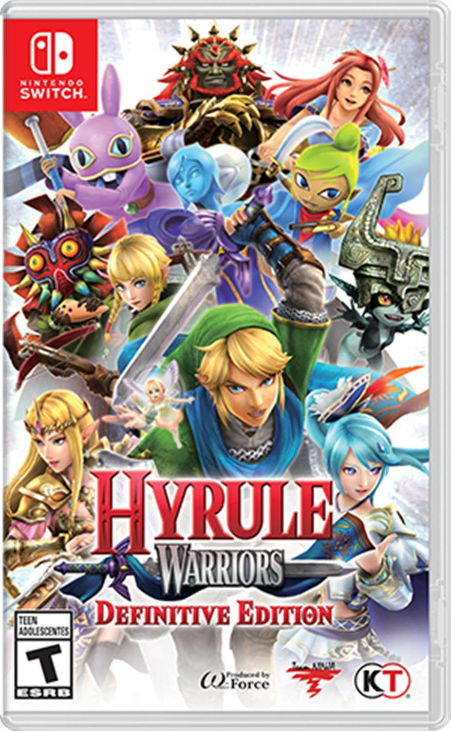 Features 0 Gst Nitendo Switch Disgaea 5 Complete Dan Harga Nintendo Hyrule Warriors Definitive Ed