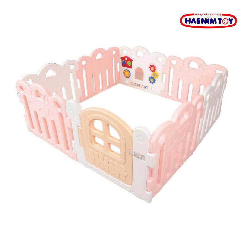 Haenim Toy Petit Baby Room -Pink (8 Panels)