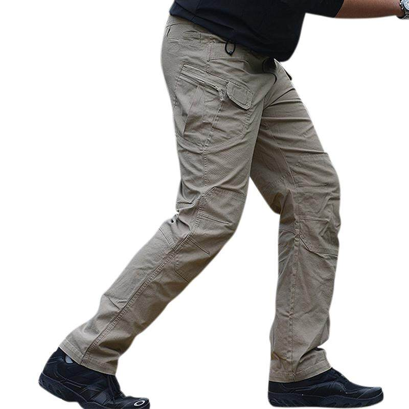 Rd Comfortable Wear-Resistant Tactical Cargo Pants With Pockets By Redcolourful.