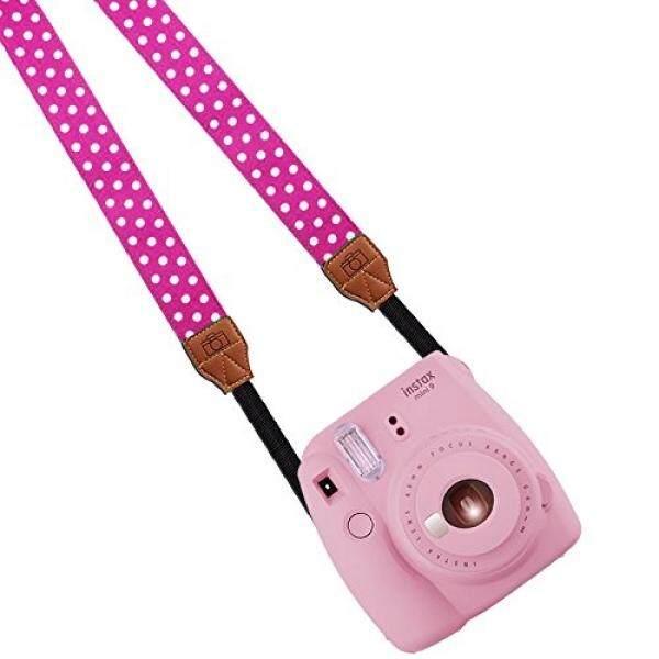 Katia Camera Neck Shoulder Strap Belt for Nikon / Canon / Sony / Olympus / Pentax / Mini 9 / Mini 8 / Mini 7s / Mini 25 / Mini 50s / Mini 90 / DC / Fujifilm Polaroid Instax Camera