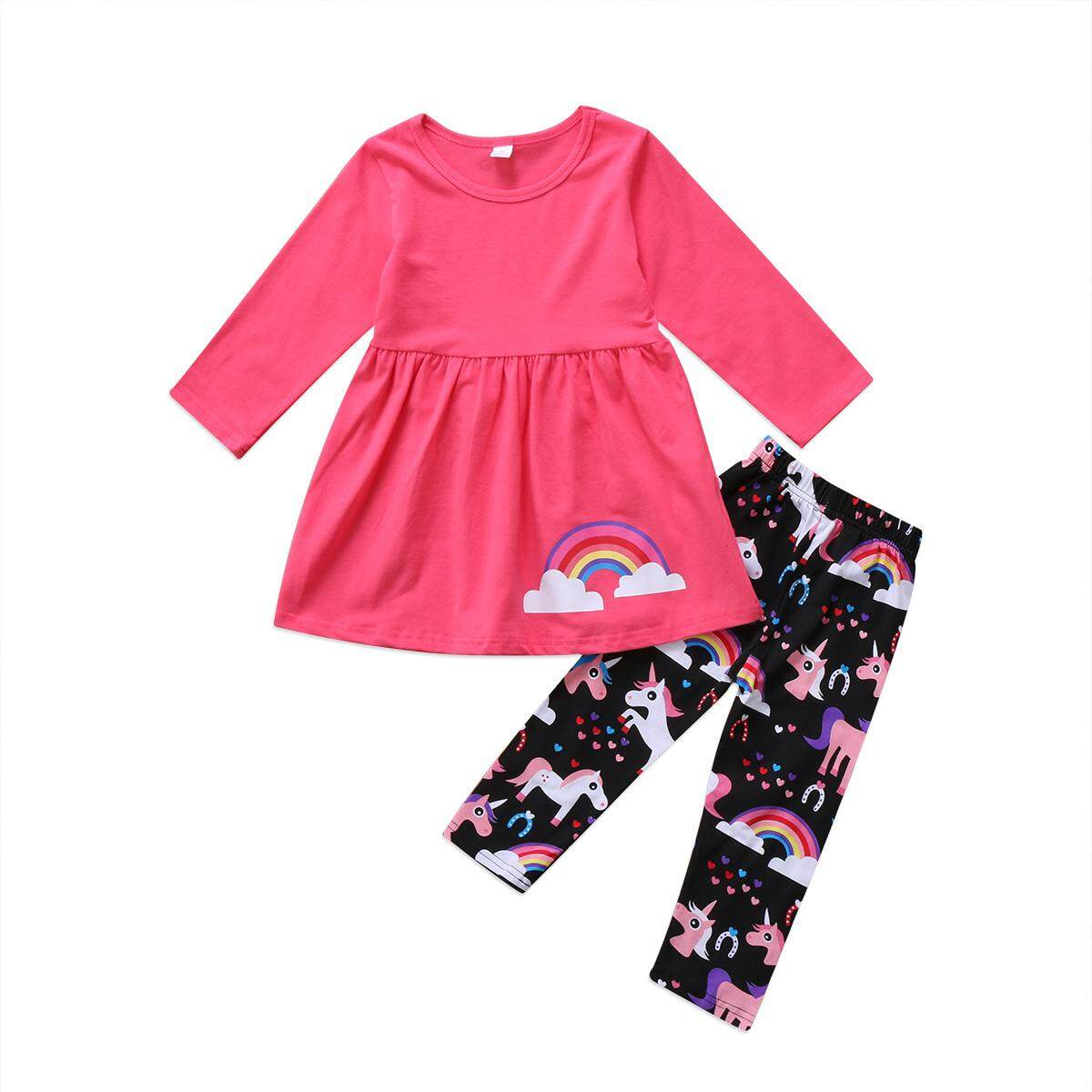 23406ac08f716 Baby Girls Clothing Sets Singapore | Lazada