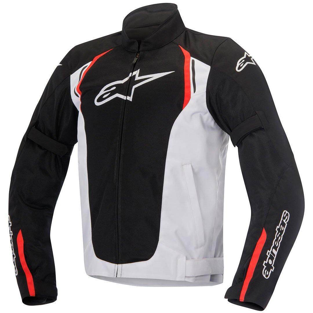 ALPINESTARS AST AIR TEXTILE JACKET (Red/White/Black) - [ORIGINAL]