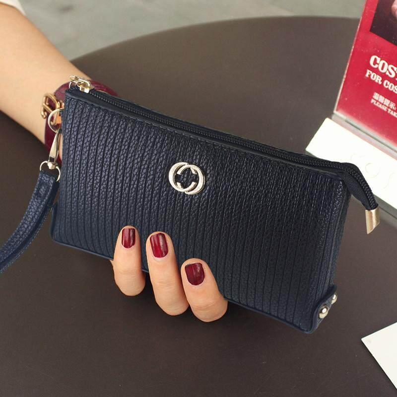 Tren multi-kompartemen dompet tas wanita tas tangan 0f0068ccae