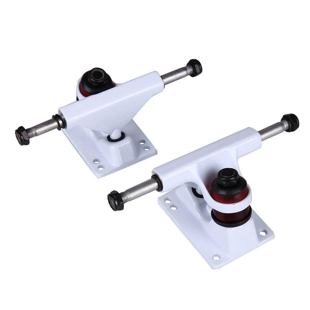 Tsujiu Store2Pcs Alloy Skate Board Skateboard Bridge Bracket Truck  Professional Universal 8d981cf0a8