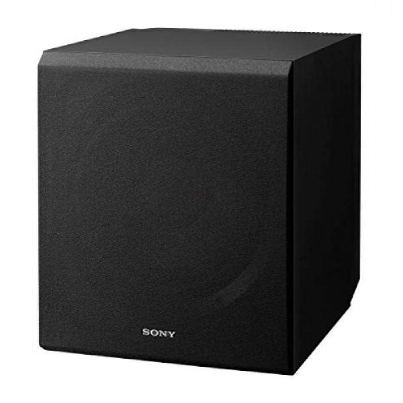 Sony SACS9 10-Inch Active Subwoofer, Black Singapore