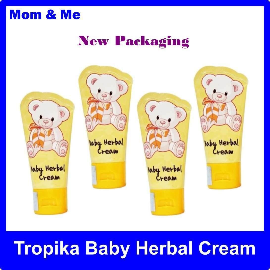 Tropika Baby Herbal Cream 50G - 4 Pack