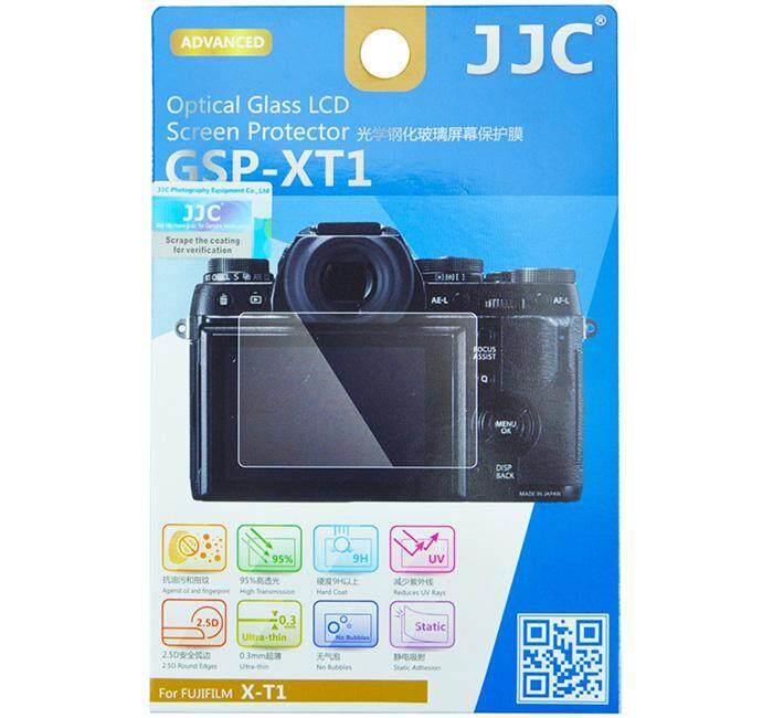 JJC GSP-XT1 Tempered Optical Glass Camera Screen Protector For Fujifilm X-T1 T2