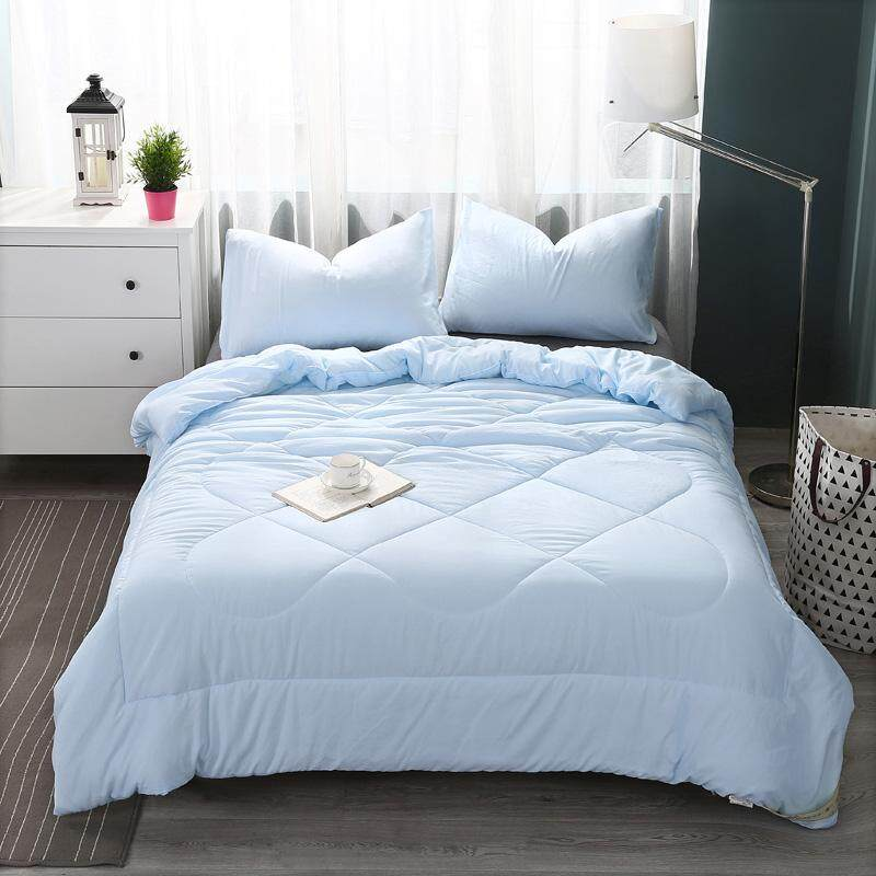 Washing Cotton Summer Quilt Airable Cover Can Be Washing Single Double Dormitory Children Summer Blanket Cotton Thin Meridian Sleeping Quilt By Taobao Collection.