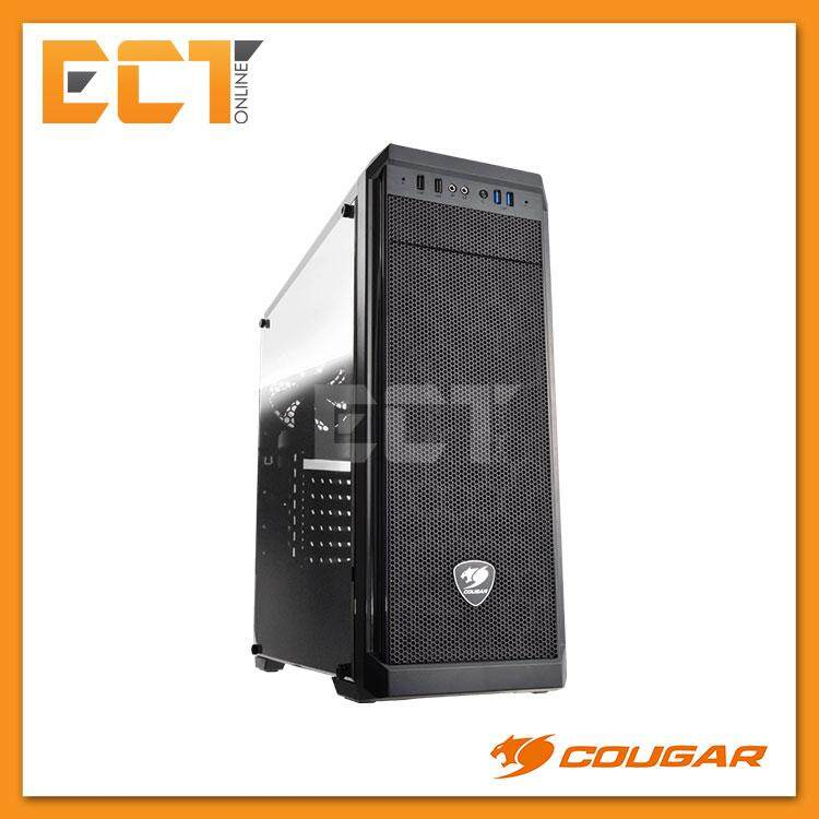Cougar MX330 Mid-Tower Transparent Gaming Casing / Chasis Malaysia